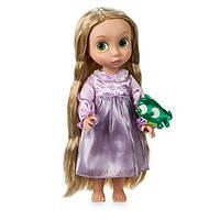 Кукла малышка принцесса Рапунцель с Паскалем - Disney Animators' Collection Rapunzel Doll