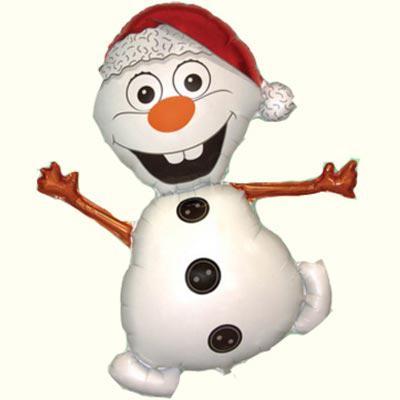 Снеговик веселый (ФМ)