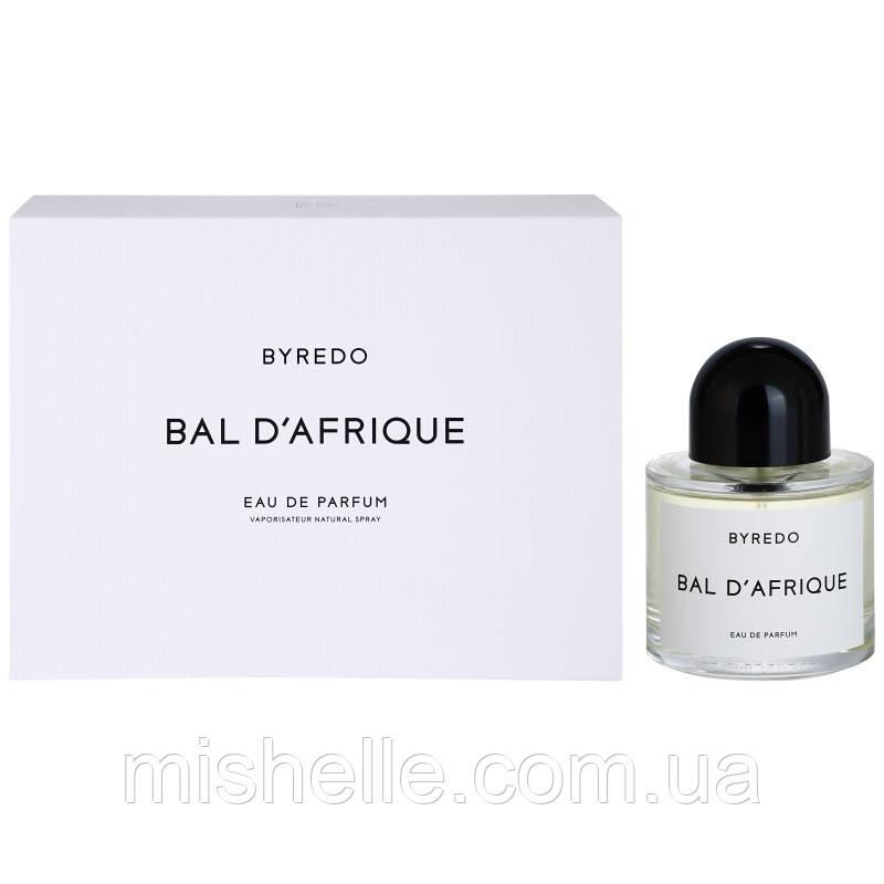 Парфюм унисекс Byredo Bal D'Afrique 100мл ( Буредо Балдафрик)