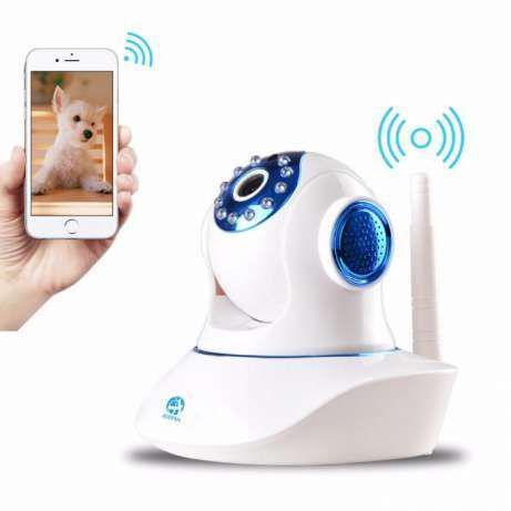 Wi Fi IP-камера Поворотная JOOAN, Камера видеонаблюдения, Видео няня.