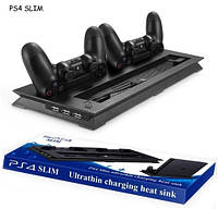 Вертикальная подставка для Playstation 4 Slim