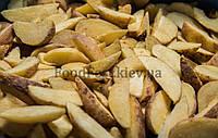 Картофель (долька с кожурой)