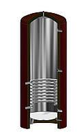 Бойлер косвенного нагрева, водонагреватель PlusTerm BKN с одним теплообменником