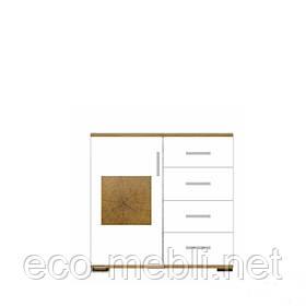Комод Вудс KOM1D4S-DTA/BIP-KPL01