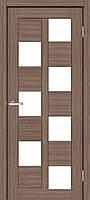 Двери Омис Cortex Deco 05 Дуб Тabacco