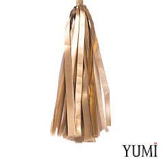 Декор: кисточка тассел золото (1шт)