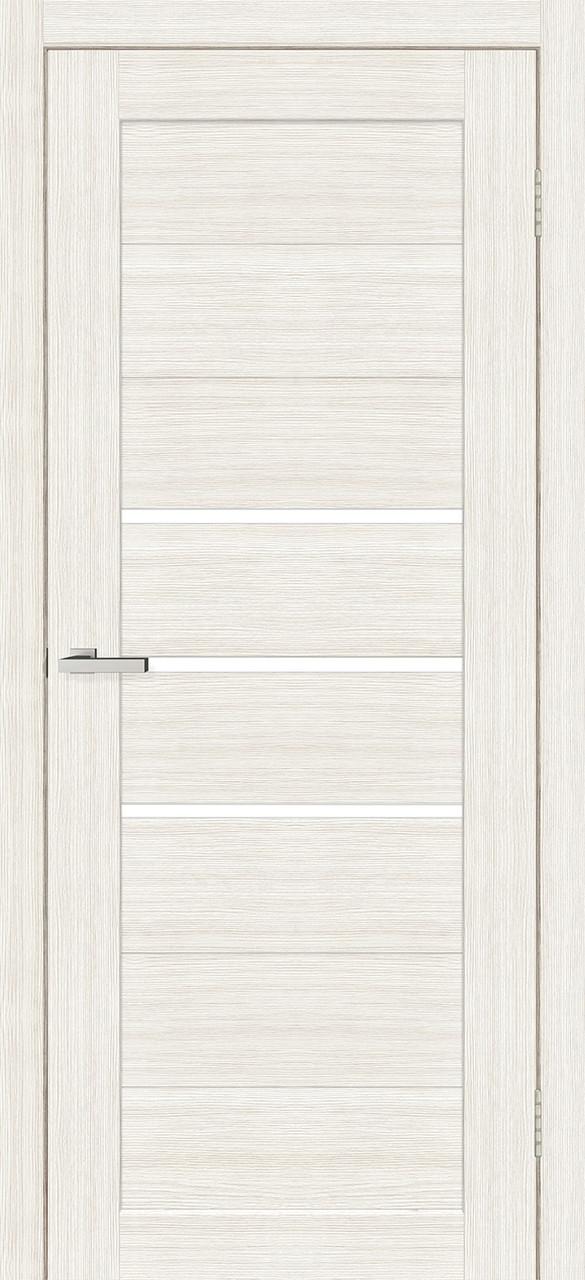 Двери Омис Cortex Deco 06 Дуб Bianco
