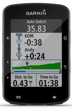 Велонавігатор Garmin Edge 520 Plus, фото 5