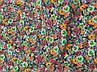 Летнее платье в ярких мелких цветочках  DR1836112, фото 3