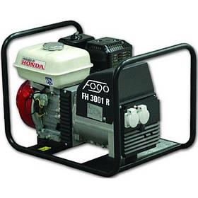 Генератор Fogo FH3001 1ф-2,8кВт, двиг.Honda, бак-3,3л, руч.старт