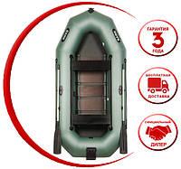 Надувная трехместная лодка Bark B300ND