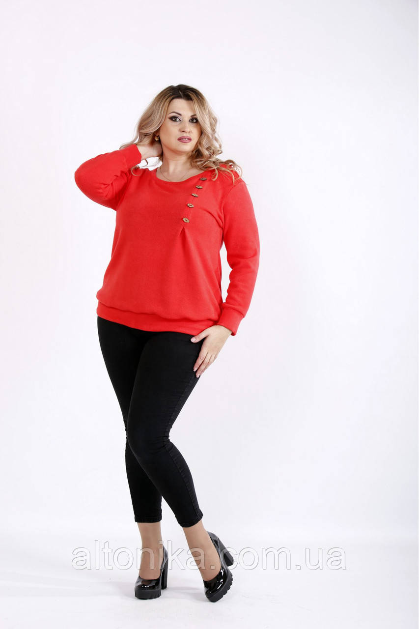 Осенняя женская блузка из ангоры | Размеры: 42 44 46 48 50 52 54 56 58 60 62 64 66 68 70 72 74
