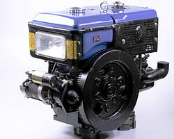 Двигатель R195NDL - GZ (12 л.с.) с электростартером