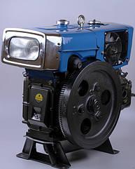 Двигатель ZH1100 - Zubr (15 л.с) с электростартером