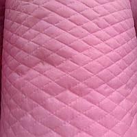 Стеганная ткань на синтепоне для пошива верхней одежды ширина 150 см