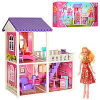 Домик с мебелью для кукол Fashion Villa арт. 971