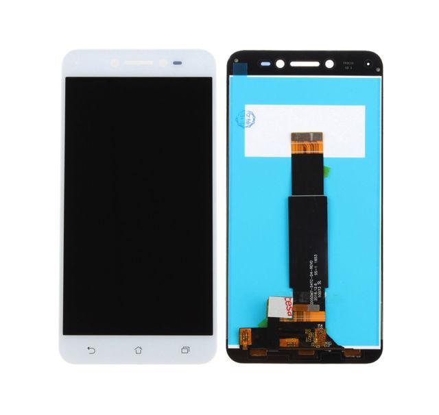 Дисплей для Asus ZenFone Live (ZB501KL) с тачскрином белый Оригинал