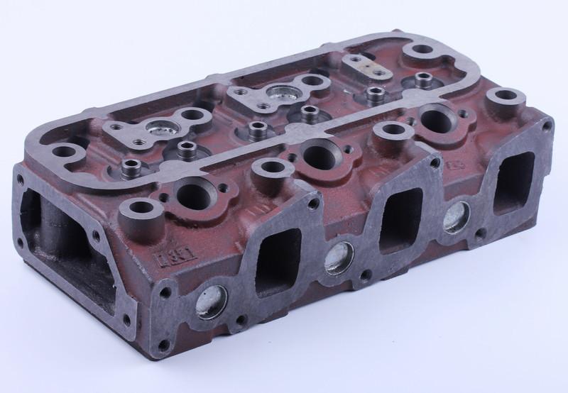Головка блока цилиндров  КМ385ВТ (DongFeng 240/244, Foton 240/244, Jinma 240/244)