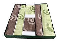 Набор бамбуковых полотенец  Le vele (6шт), фото 1