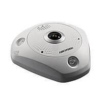 Купольная IP-камера Hikvision DS-2CD6362F-IV (1.27), фото 1