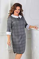 Красивое женское платье в размерах 48.50.52.54, фото 1