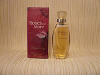 Priscilla Presley - Roses And More (1998) - Туалетная вода 4 мл (пробник) - Редкий аромат, снят с производства