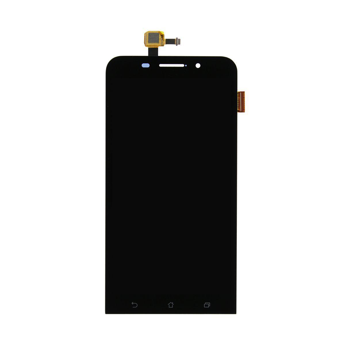 Дисплей для Asus ZenFone Max (ZC550KL) с тачскрином черный Оригинал