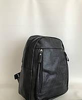 Черная женская сумка-рюкзак молодежная Pretty Woman Одесса 7 км