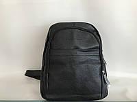 Черный рюкзак молодежный из экокожи Pretty Woman Одесса 7 км, фото 1