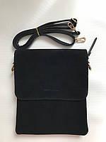 Женская сумка-планшет замшевая Pretty woman