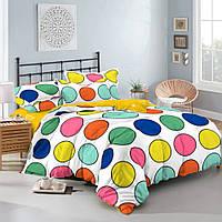 Комплект постельного белья Двуспальный Сатин 100% хлопок