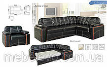 Кресло  Лексус 1100х1130х1000мм    Мебель-Сервис, фото 2