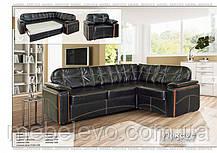 Кресло  Лексус 1100х1130х1000мм    Мебель-Сервис, фото 3