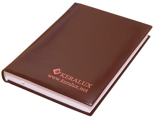 Ежедневник с логотипом цена в Днепре