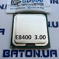 Процессор Intel® Core™2 Duo E8400 E0 SLB9J 3.00GHz 6M Cache 1333 MHz FSB Socket 775