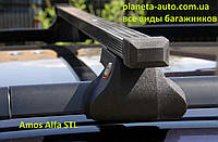 Поперечины DAEWOO Polonez Kombi 1999-2002 Alfa STL на продольные рейлинги