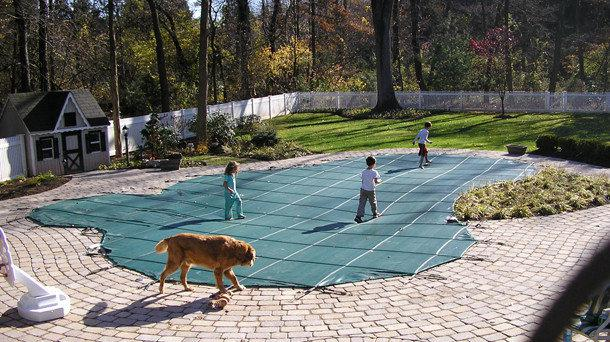 Защитное накрытие для бассейнов SHIELD™