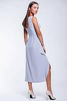 Повседневное женское платье длиной миди, фото 3