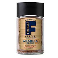 Кофе растворимый FRESCO Arabica Blend , 100 гр. стекло
