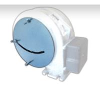 Заслонка на входе в вентилятор для моделей WPA - 120;117;06;07;X2;X6;