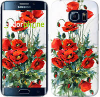 "Чехол на Samsung Galaxy S6 Edge G925F Маки ""523c-83"""