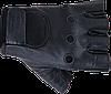 SECA RIDER Black Sz.S, Мотоперчатки беспалые