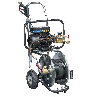 Гидродинамическая машина для прочистки канализационных труб MiniJet Rioned
