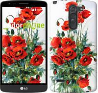 "Чехол на LG G3 Stylus D690 Маки ""523c-89"""