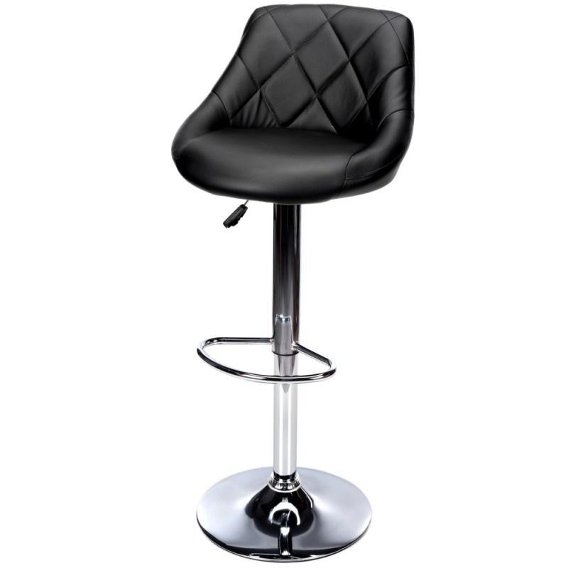 Барный стул табурет барний стілець кресло для кухни Hoker Rondo черный