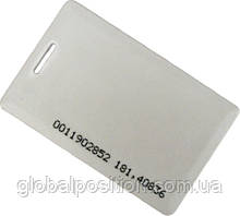 Идентификация водителей RFID (ID карта водителя) для GPS мониторинга
