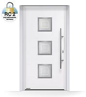 Входные двери  Hormann Thermo65, Мотив 810, фото 1