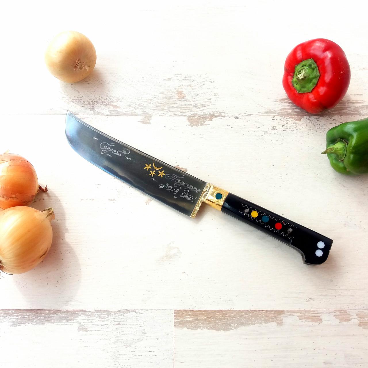 Узбекский нож-пчак универсальный