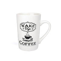 Кружка «Wake up smell coffee»