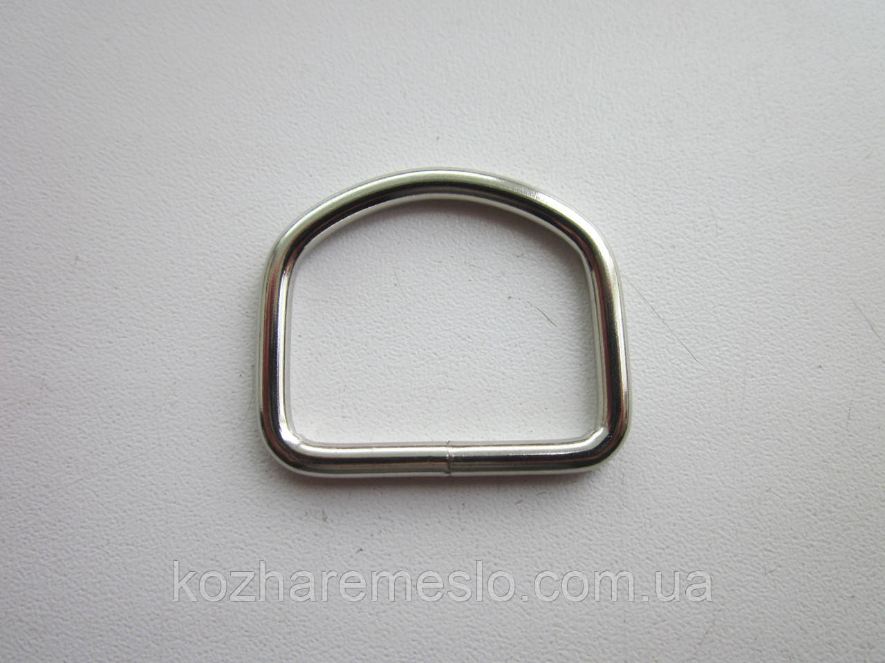 Полукольцо 3,5 х 25  х 24 мм никель